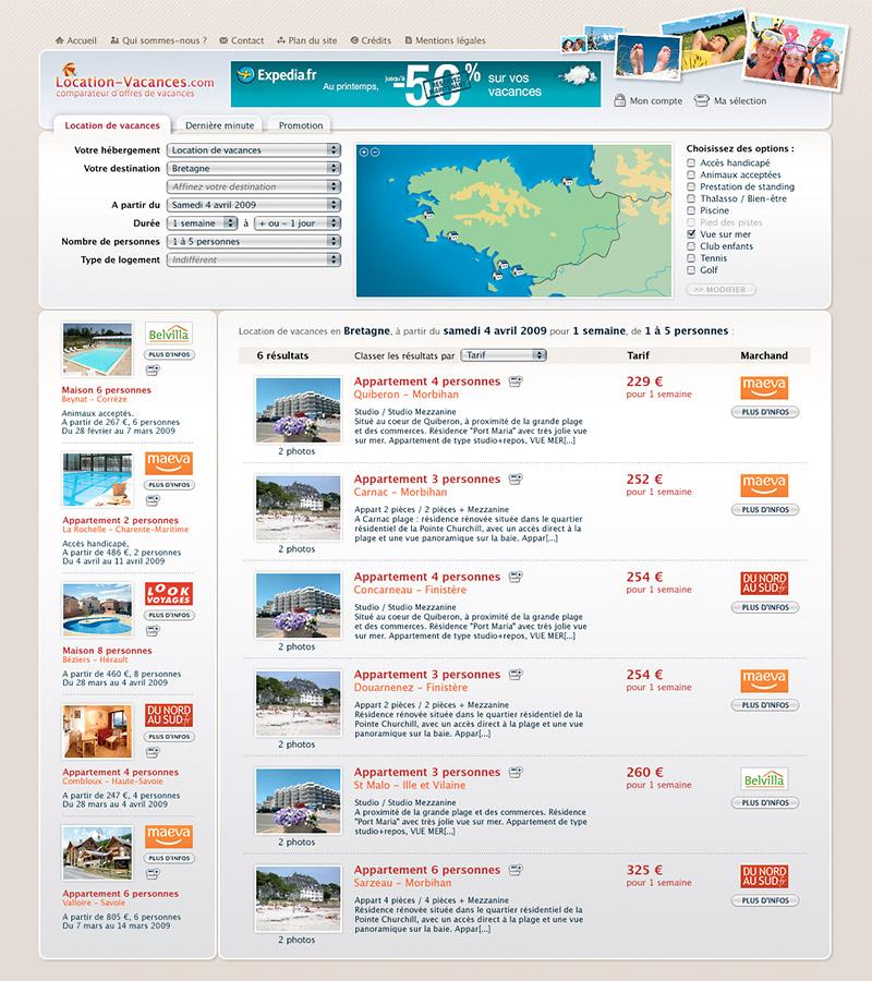 Location Vacances Image